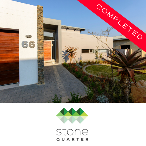 Stone Quarter - Completed development