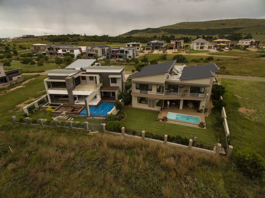 eye of africa golf and residential estate