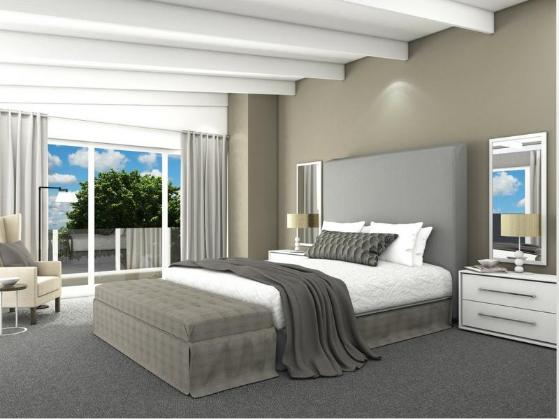 Origins homes within Eye of Africa Golf Estate - bedroom