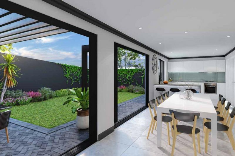 The Hudson- Living Area 1