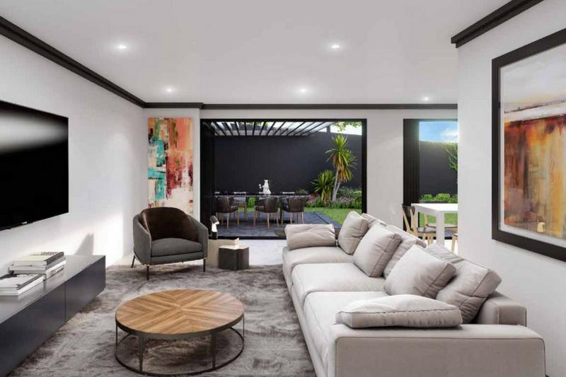The Hudson- Living Area 2