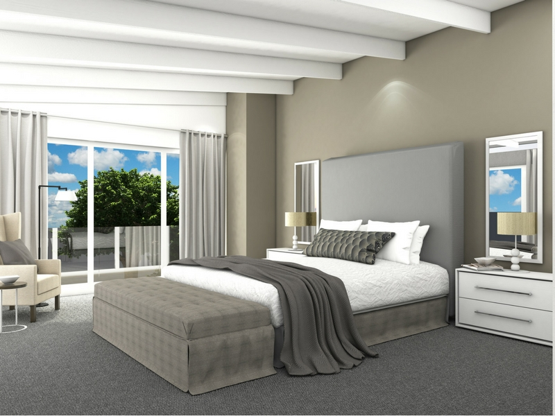Origins homes within Eye of Africa Golf Estate - bedroom