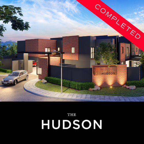 The Hudson - Completed development