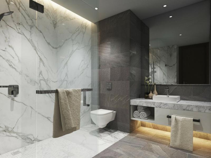My Suite bathroom
